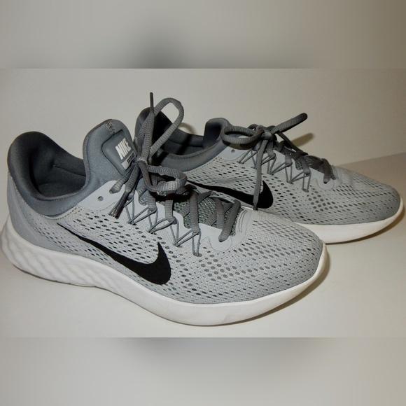 f604aec51b3 Nike Lunar Skyelux Mens Running Shoes Sz 9.5. M 5b3ed654409c15e032277976
